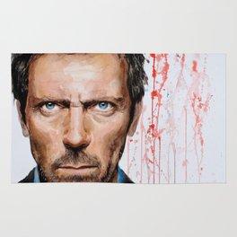 Hugh Laurie, House Rug
