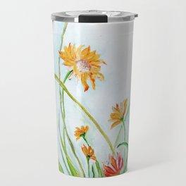 Ikebana II Travel Mug