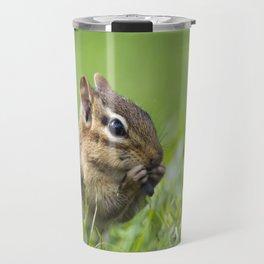 Cute Chipmunk Travel Mug