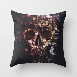 Craneo 03 Throw Pillow