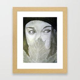 Tree Ninja Framed Art Print