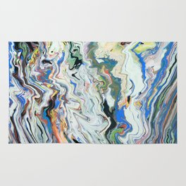 Fluctuating Geology Rug