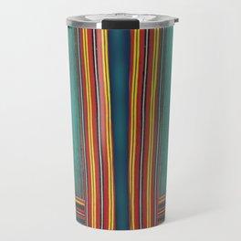 Pin Striped Travel Mug