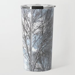 snow Travel Mug