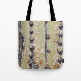 Cactus Texture Tote Bag
