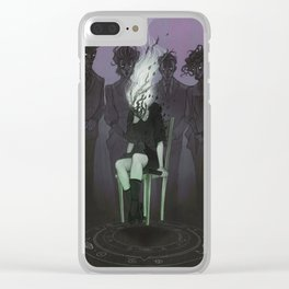 Invocation Clear iPhone Case