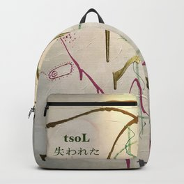 600 million ways to live tsoL Backpack