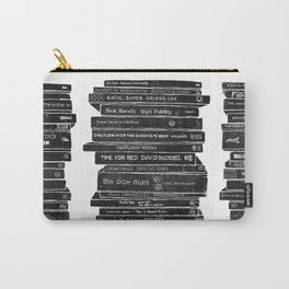Mono book stack 1 Carry-All Pouch