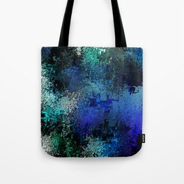 Winter's Sky Tote Bag