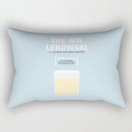 THE BIG LEBOWSKI _MOVIE COCKTAIL_ Coen Brothers Rectangular Pillow