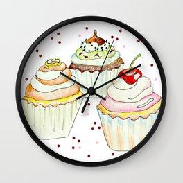 Sprinkles Bakery Wall Clock