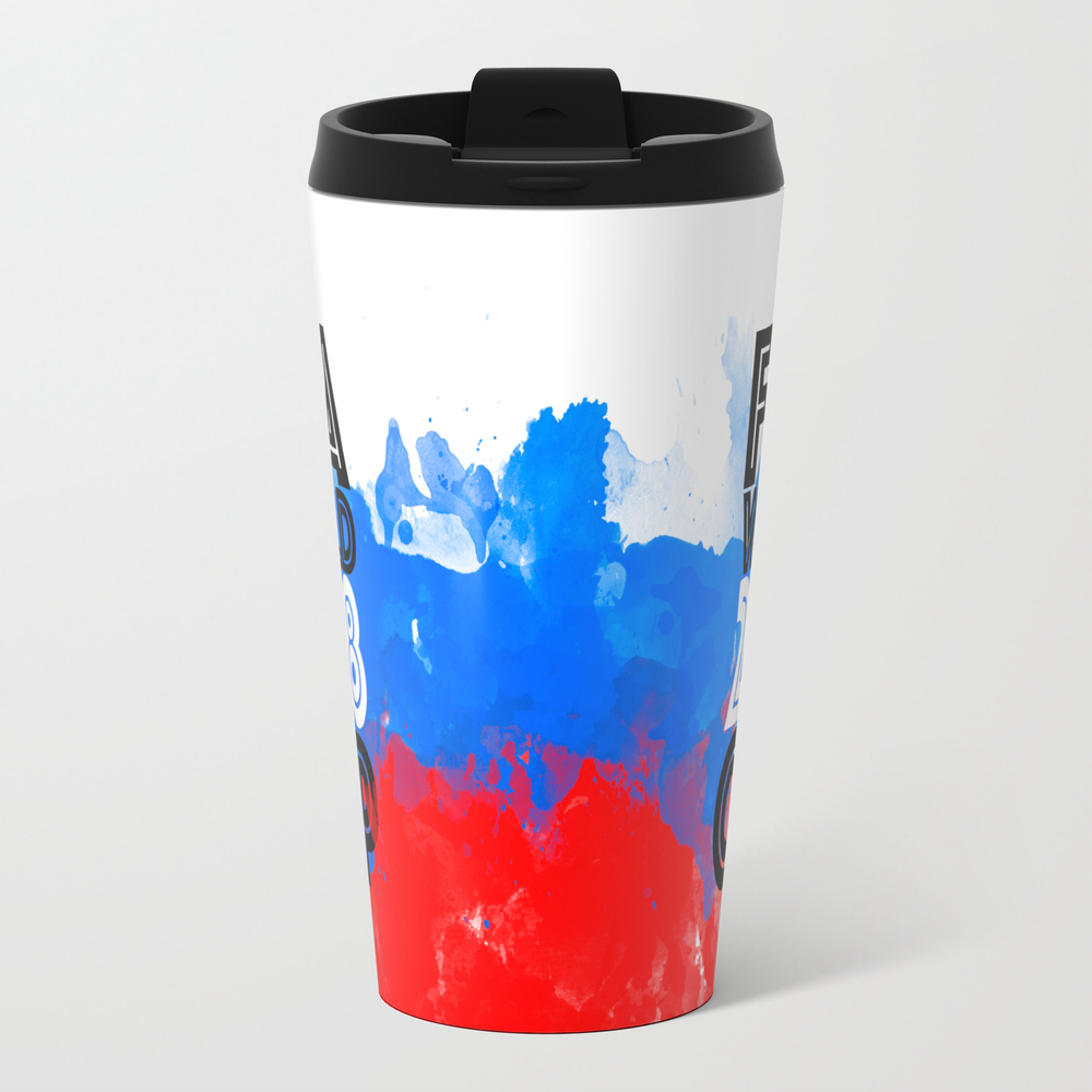 Fifa World Cup 2018 Travel Cup TRM8872398