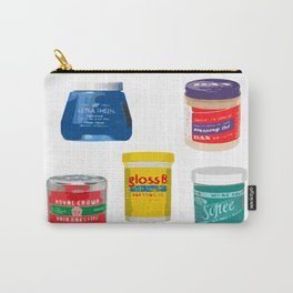 Pressing Oils Carry-All Pouch