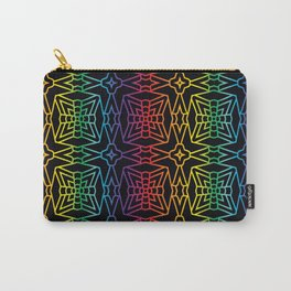 Rainbow Prism Pattern 1 Carry-All Pouch