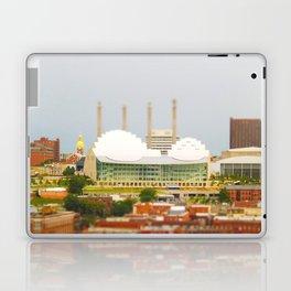 Kansas City Kauffman Center for the Performing Arts Tilt Shift Photograph Laptop & iPad Skin
