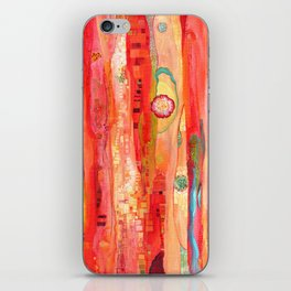 About Klimt iPhone Skin