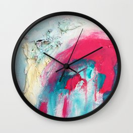 Untitled (Carrying On) Wall Clock