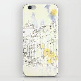 Nothing,my dear, endures iPhone Skin