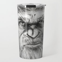 Caesar: War for the Planet of the Apes Travel Mug