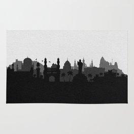 City Skylines: Hyderabad Rug