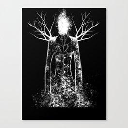 The Slenderman Canvas Print