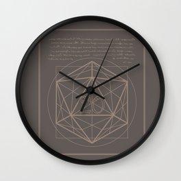 D20-Critical Hit Wall Clock