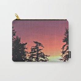 Sunset - Whidbey Island, WA Carry-All Pouch