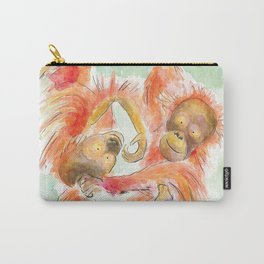 Orangutans Carry-All Pouch