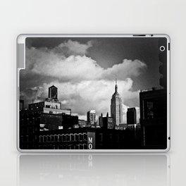 NYC Skyline 2012 (film grain) Laptop & iPad Skin