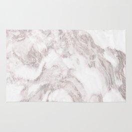 White Marble Mountain 014 Rug