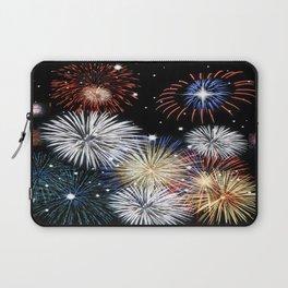 Grand Finale Firework Show Laptop Sleeve