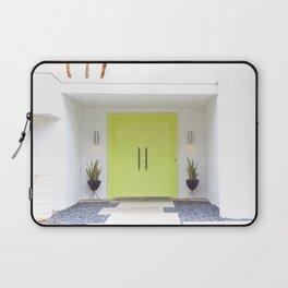 Lime Door Palm Springs Laptop Sleeve