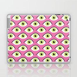 eye liner open Laptop & iPad Skin
