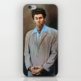 The Kramer iPhone Skin