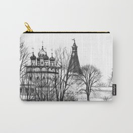 Iossifo-Volotsky Monastery SK02P Carry-All Pouch