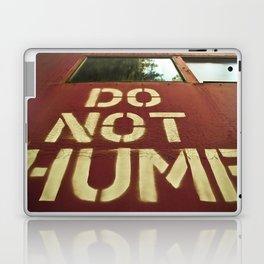 No Humping  Laptop & iPad Skin