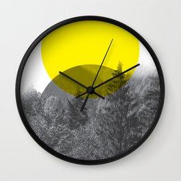SUNFOREST Wall Clock