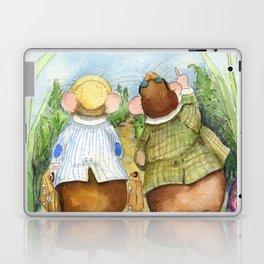 Friendly Vacation Laptop & iPad Skin