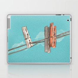 Boho Clothespin Laptop & iPad Skin