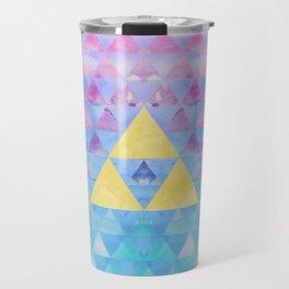 Zelda Geometry Travel Mug