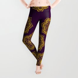 Lotus Vibrations Leggings