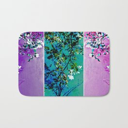 Triptych: Spring Synthesis Bath Mat