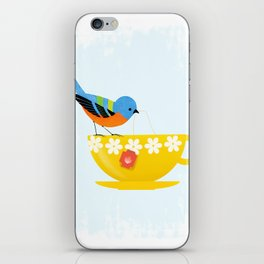 Put The Kettle On iPhone Skin
