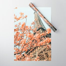Paris in Spring #photography #paris #travel Wrapping Paper