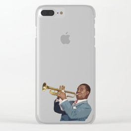 Satchmo Clear iPhone Case