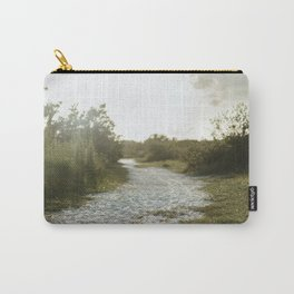 Sandy Path with Greenery Carry-All Pouch