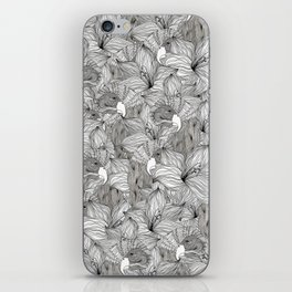 BIRDS NEST iPhone Skin