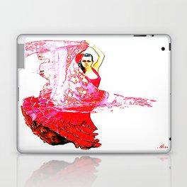 Bailarina Española ( Spanish Dancer ) Laptop & iPad Skin