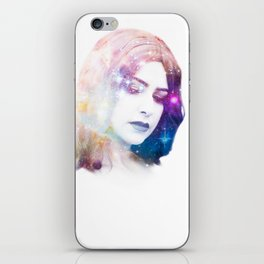 Deity I iPhone Skin