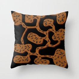 Amazing Ant Farm Throw Pillow